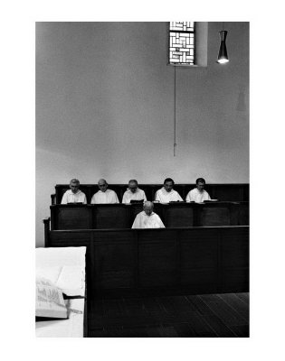 Dominikanerkloster_Warburg, Weggang nach 700 Jahren, 1993
