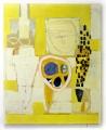 Martin Scholz, gelber Raum